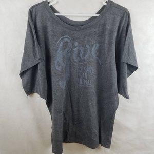 Women's Hendrick & Co Short Sleeve Shirt Size XL